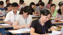 Quy trình chấm thi kỳ thi THPT Quốc Gia 2015 và cách tính điểm xét TN THPT