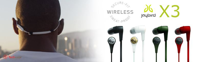 Tai nghe Bluetooth Jaybird X3 giá bao nhiêu ?