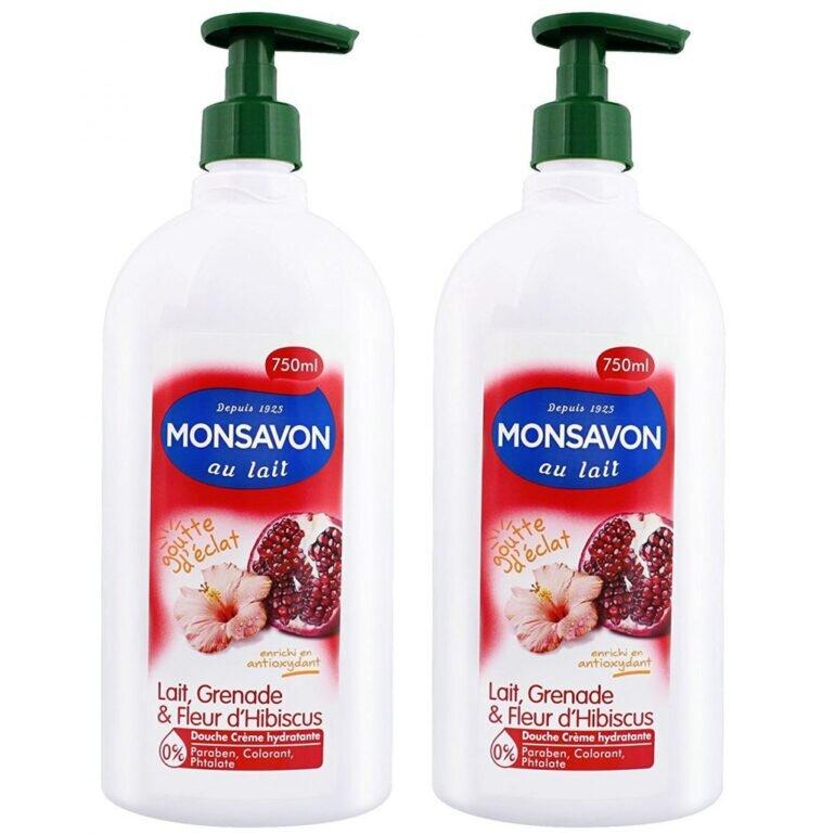 Sữa tắm Monsavon