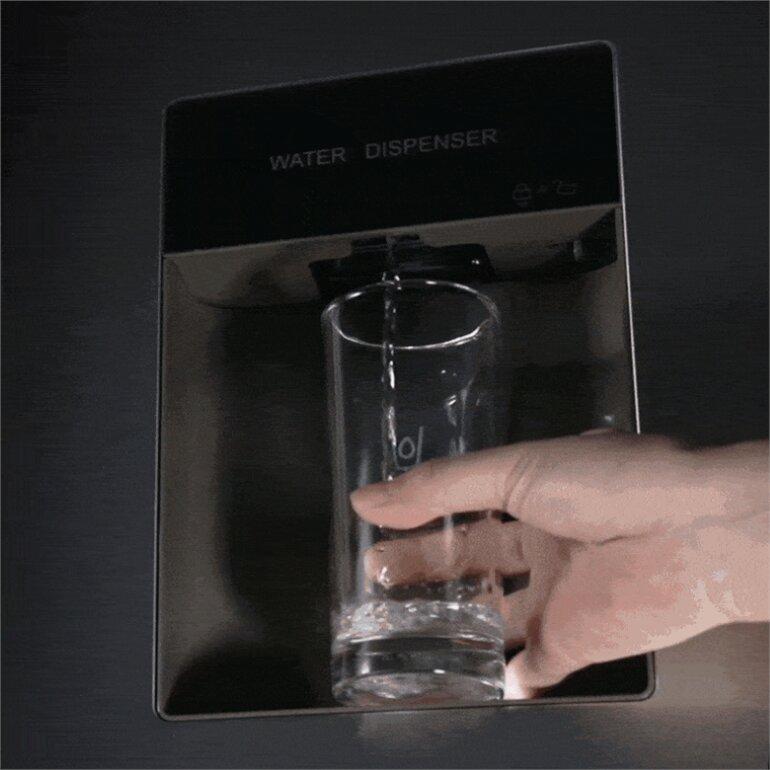 Tủ lạnh Aqua Inverter 324 Lít AQR-B379MA (WGB)