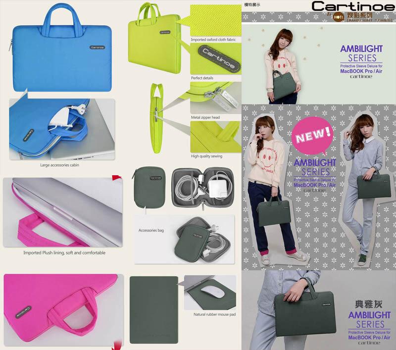 Túi xách laptop Cartinoe Ambilight Series 15