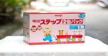 Sữa Meiji có tốt không, giá bao nhiêu tiền ?