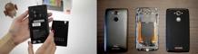 So sánh thời lượng pin của điện thoại Lenovo P70 và Motorola Droid Turbo