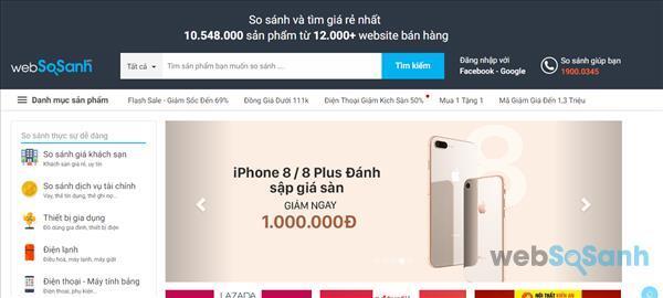 Giới thiệu công ty - Websosanh Việt Nam
