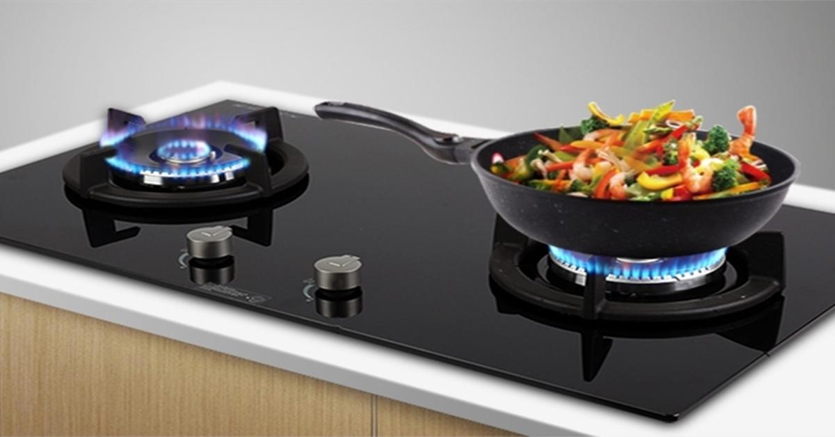 chọn bếp gas âm chất lượng tốt