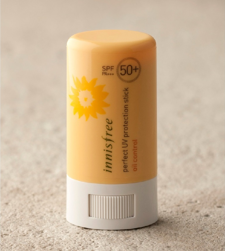 Kem chống nắng Innisfree Perfect UV Protection Stick Oil Control