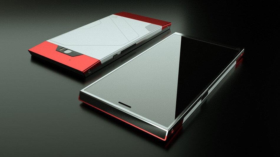 Ra mắt smartphone cứng hơn thép đi kèm hệ thống bảo mật độc đáo
