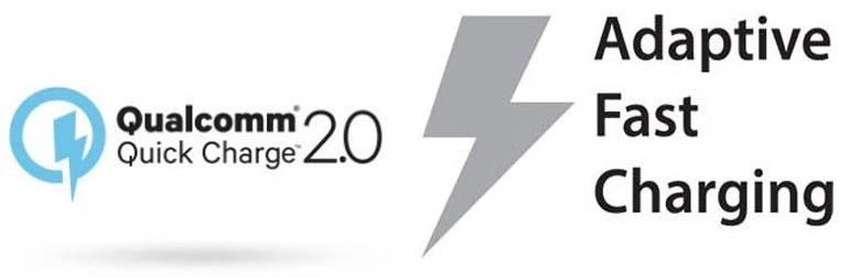 Công nghệ sạc nhanh Qualcomm Quick Charge 2.0
