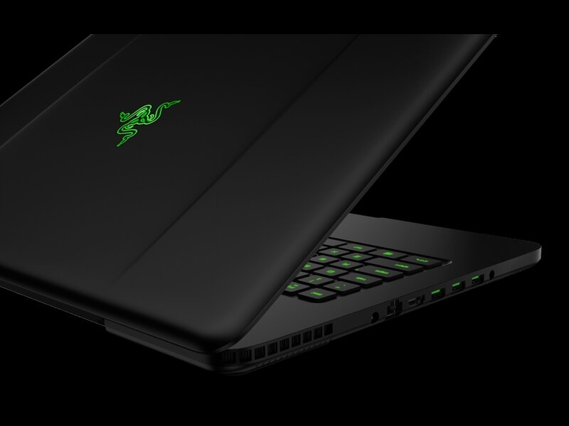 Razer Blade – Blade Pro: laptop chơi game siêu mỏng