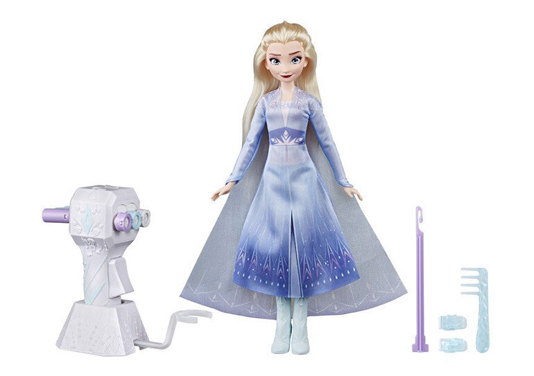 công chúa búp bê Elsa.