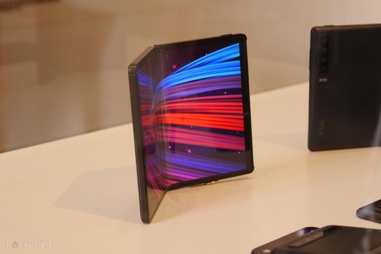 smartphone màn hình gập được
