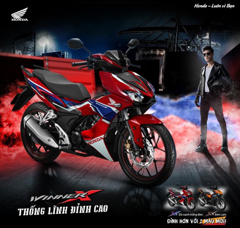 xe máy honda winner x 2020