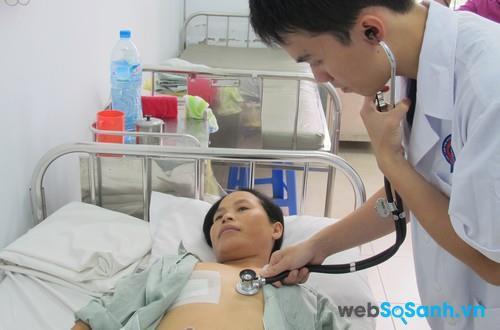 Tham gia bảo hiểm y tế được hưởng nhiều lợi ích