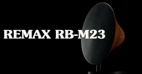 Remax RB-M23: Loa bluetooth để bàn hình đĩa bay độc đáo