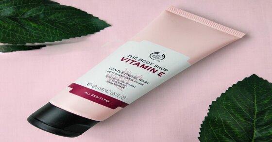 Review 3 sản phẩm sữa rửa mặt Vitamin E tốt cho da