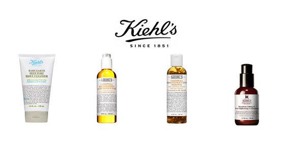 Review 5 sản phẩm sữa rửa mặt Kiehl's bán chạy trên thị trường hiện nay