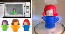 """Review Angry Mama Microwave Cleaner – Giúp bạn làm sạch lò vi sóng chỉ trong """"nháy mắt"""" mà giá chỉ khoảng 100.000đ"""