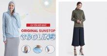 Review áo chống nắng làm mát FORMAT Sunstop Cooling