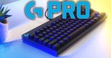 Review bàn phím cơ Logitech G Pro: Quá hoàn hảo cho những trận đấu game