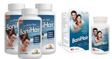 Review Bonihair USA chữa bạc tóc có tốt không ? Có mấy loại ? Giá bao nhiêu ?