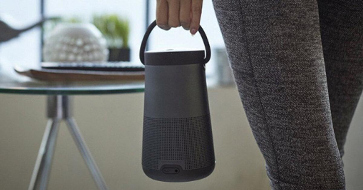 Review Bose SoundLink Revolve+ – Loa bluetooth tốt nhất mà bạn nên mua
