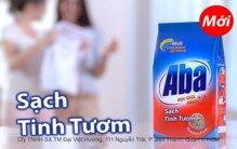 Review bột giặt Aba có tốt không, giá bao nhiêu, mua loại nào thơm