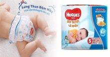 Review các loại tã quần Huggies cho trẻ sơ sinh trên thị trường hiện nay