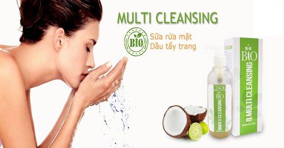 Review chi tiết 3 sản phẩm sữa rửa mặt Bio tốt cho làn da