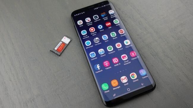 Review chi tiết điện thoại Samsung Galaxy S8 Plus