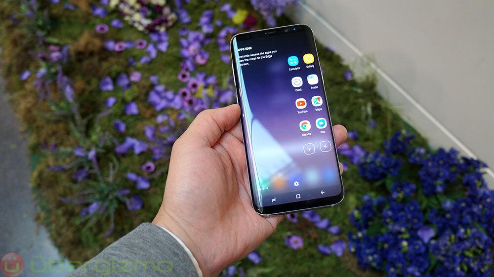 Review chi tiết điện thoại Samsung Galaxy S8