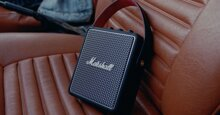Review chi tiết loa bluetooth Marshall Stockwell 2