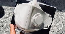"""Review chi tiết về khẩu trang silicon XC99 đang gây """"sốt"""""""