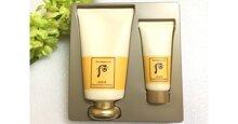 Review chi tiết về sữa rửa mặt Whoo vàng đến từ Hàn Quốc