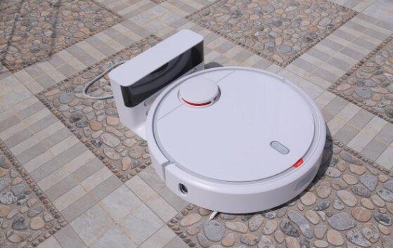 Review có nên mua robot hút bụi Xiaomi Mi Vacuum không?
