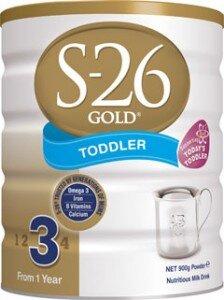 Review của người dùng về sữa bột cho trẻ từ 1 – 3 tuổi S26 Gold Toddler 3
