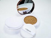 Review cushion cho da khô và da thường L'Oreal True Match Lumi Cushion Foundation