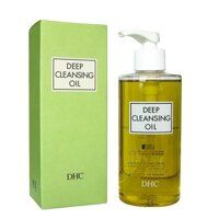 Review dầu tẩy trang DHC Deep Cleansing Oil