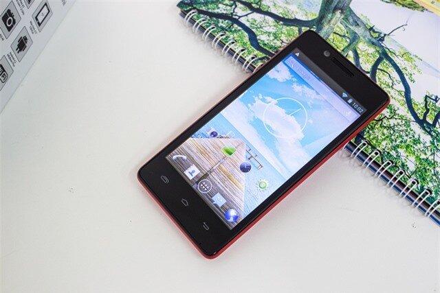 [Review] Điện thoại Android giá rẻ Mobell Nova F mini