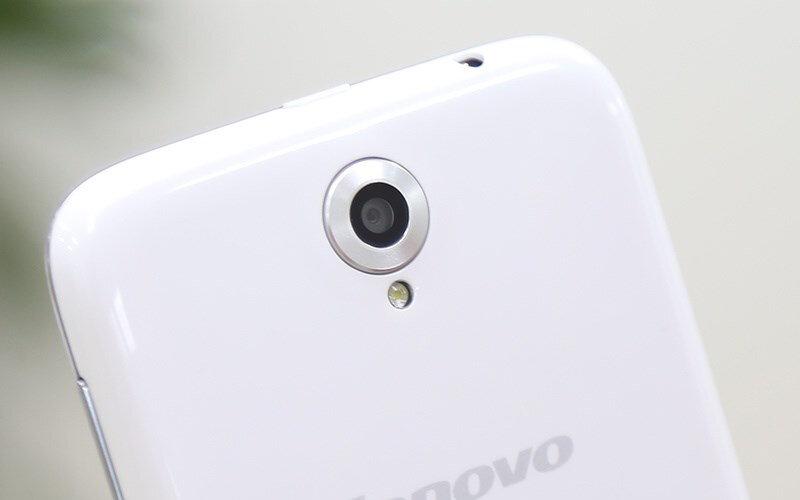 Review điện thoại Lenovo A850