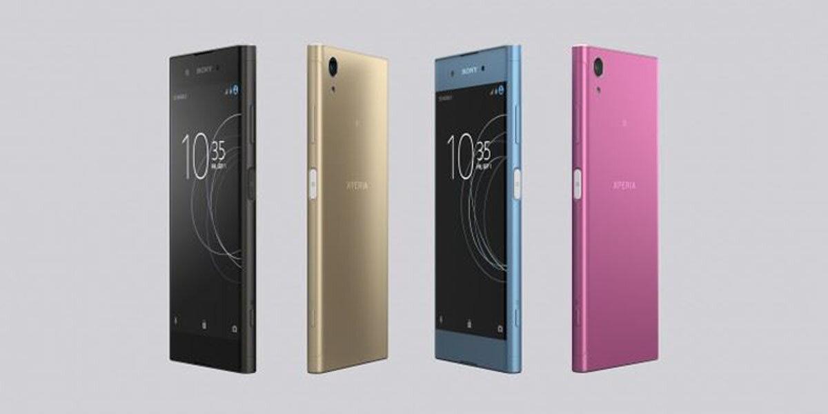 Review điện thoại Sony Xperia XA1 Plus: thiết kế, hiển thị và thời lượng pin
