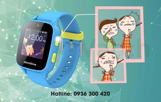 Review đồng hồ định vị trẻ em Abardeen có tốt không, giá bao nhiêu