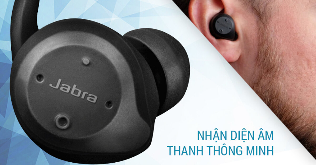 """Review Jabra Elite Sport – Tai nghe """"true wireless"""" tốt nhất với khả năng chống ồn siêu ổn"""