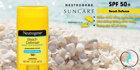 Review kem chống nắng dạng sáp Neutrogena Sunscreen Beach Defense Sunblock Stick SPF 50+