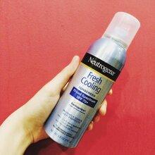 Review kem chống nắng dạng xịt Neutrogena Fresh cooling sunscreen Broad Spectrum SPF 70