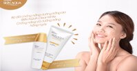 Review kem chống nắng Sunplay Skin Aqua Clear White SPF 50+ Kem chống nắng giúp ngăn ngừa mụn hiệu quả