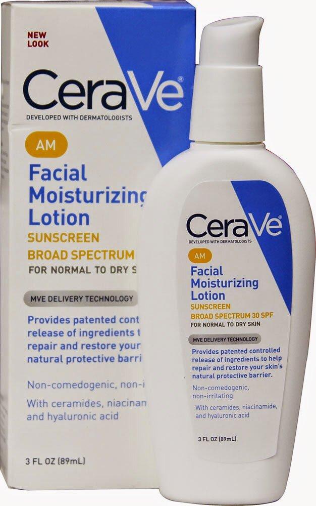 Review kem dưỡng ẩm ban ngày Cerave Facial Moisturizing Lotion SPF 30