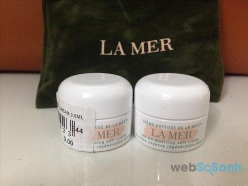 Review kem dưỡng ẩm cao cấp La Mer the Moisturizing Soft Cream