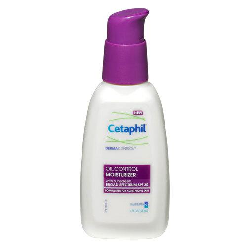 Review kem dưỡng ẩm kết hợp chống nắng dành cho da dầu mụn Cetaphil Dermacontrol Oil Control Moisturizer SPF 30