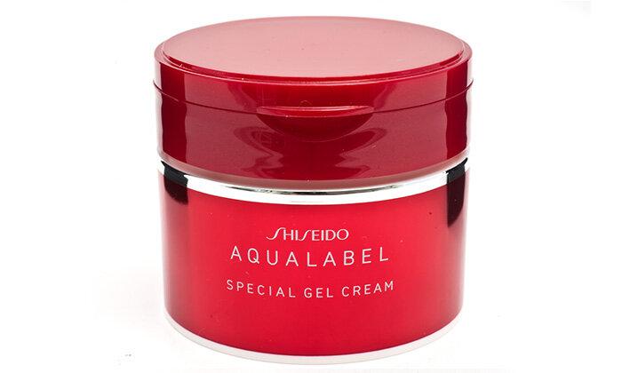 Review kem dưỡng ban đêm Shiseido Aqualabel Special Gel Cream