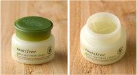 Review kem dưỡng cho da dầu Innisfree Green Tea Fresh Cream
